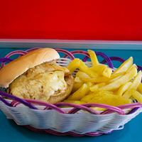 Promo para 1 - Sándwich de lomito La Gorda Rica para 1