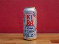 Cerveza de Kira sesión IPA 473 ML