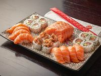 Combo all salmón - 26 piezas