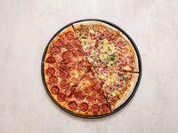 Pizzeta Mitad y Mitad