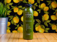 The green Juice 8onz
