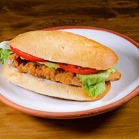 Chicken sándwich