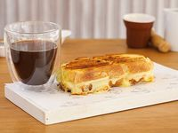 Promo 1 - Sándwich + café americano