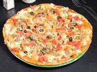 Pizza Chile