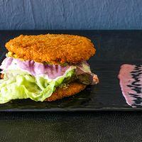Hamburguesa Ibaraki