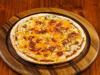 Pizzeta sabor americano