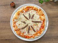 Pizza napolitana (tamaño mediano)