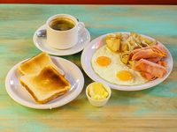 Desayuno New York