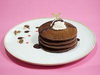 Pancakes de Brownie