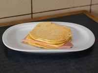 Sándwich de tostado
