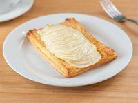 Hojaldre de manzana Y crema pastelera
