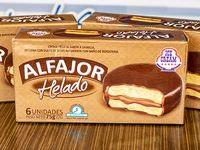 Alfajor helado (6 unidades)