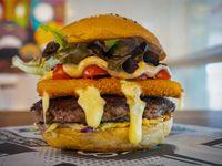 Una Chimba de Burger