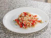 Peceto con salsa criolla 250 g