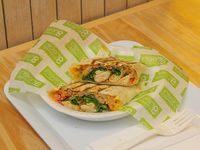 Burrito chicken fest