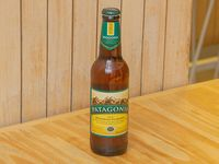 Cerveza Patagonia lata amber
