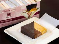 Cassatta dulce de leche y chocolate (10 unidades)