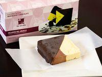 Cassatta de maracuyá y chocolate (10 unidades)