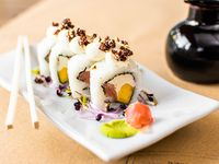 Del sushi-cheff thai roll
