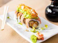 Del sushi-cheff supremo roll
