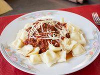 Ravioles de ricota, jamón y mozzarella (48 unidades)