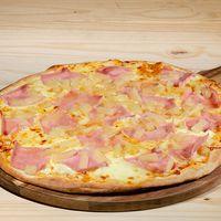 Pizza hawai familiar