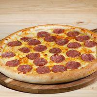 Pizza calabresa familiar