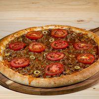 Pizza boloñesa familiar
