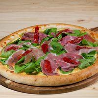 Pizza Ibérica familiar