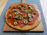 Pizzeta clásica más 1 gusto
