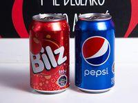 Promo - 2 bebidas en lata 350 ml