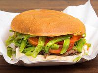 Sándwich de churrasco a elección