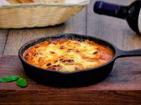 Lasagna Alla Bolegnese + 1 Gaseosa Portobón 300 ml