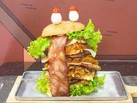 Hamburguesa la del Gordo