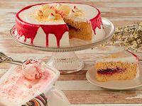 Combo Torta 3 Leches Grande + Litro de Helado