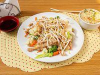 Promo - Chapsui de pollo con arroz chaufan