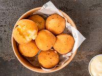 Croquetas de queso (7 unidades)