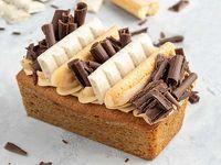 Mini Cake Especial de Crumble de Manzana y Canela