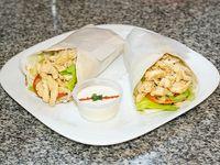 Shawarma de pollo (2 unidades)