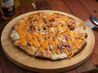 Pizzeta Papin 1 - Cheddar Panceta
