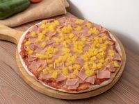 Pizza Clásica Hawaiana