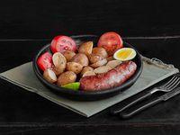 Porción de Chorizo Antioqueño