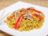 Chaw fan curry (solo)