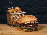Combo - Gourmet burger + acompañamiento