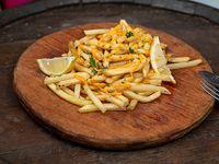 Promo Imbatible - Papas fritas con cheddar