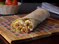 Burrito Mexicano Pollo.