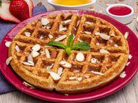 Waffles de Almendra (Gluten Free)