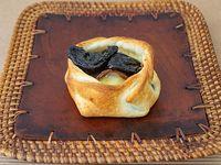 Empanada de panceta y ciruela