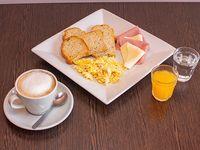 Desayuno americano 2
