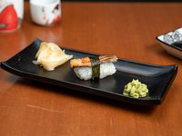 Nigiri salmón skin (unidad)